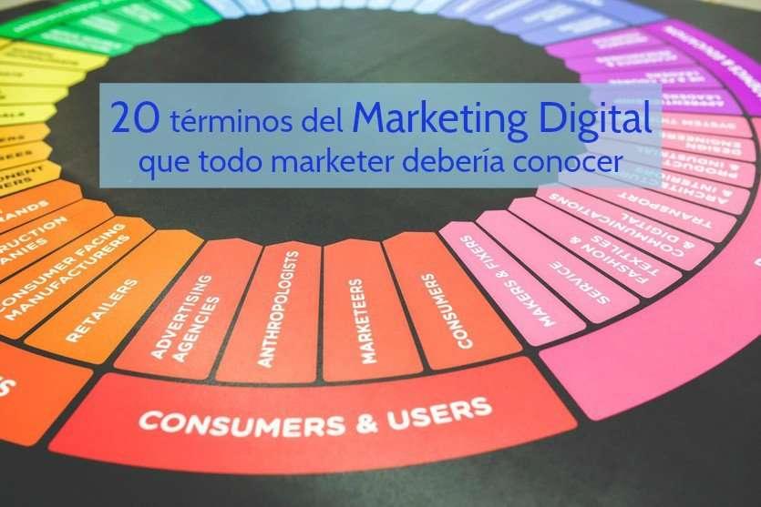 Términos del Marketing Digital