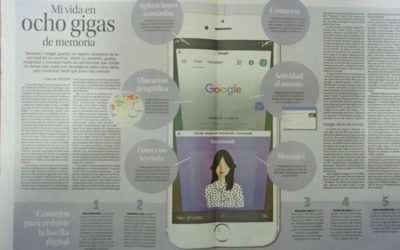 ¿A dónde van los datos cuando navegas en Google y Facebook?