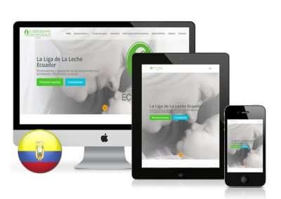 La Liga de la Leche Ecuador