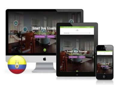 Smart Bus Ecuador